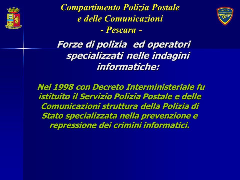 Compartimento Polizia Postale