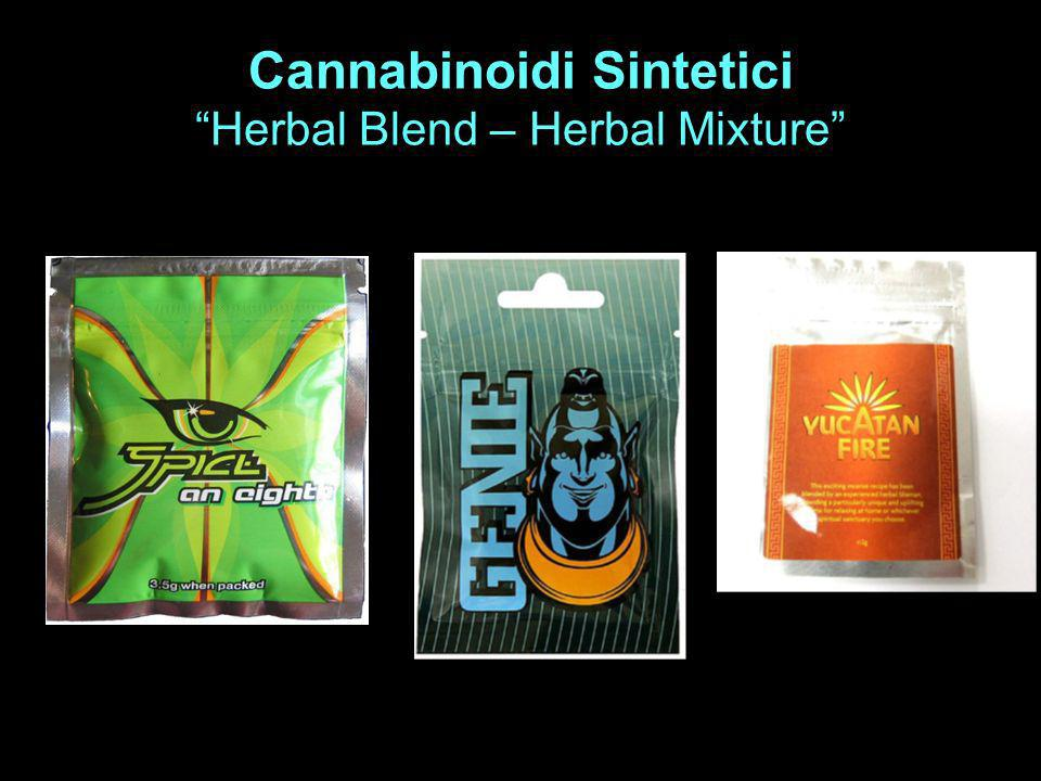 Cannabinoidi Sintetici Herbal Blend – Herbal Mixture