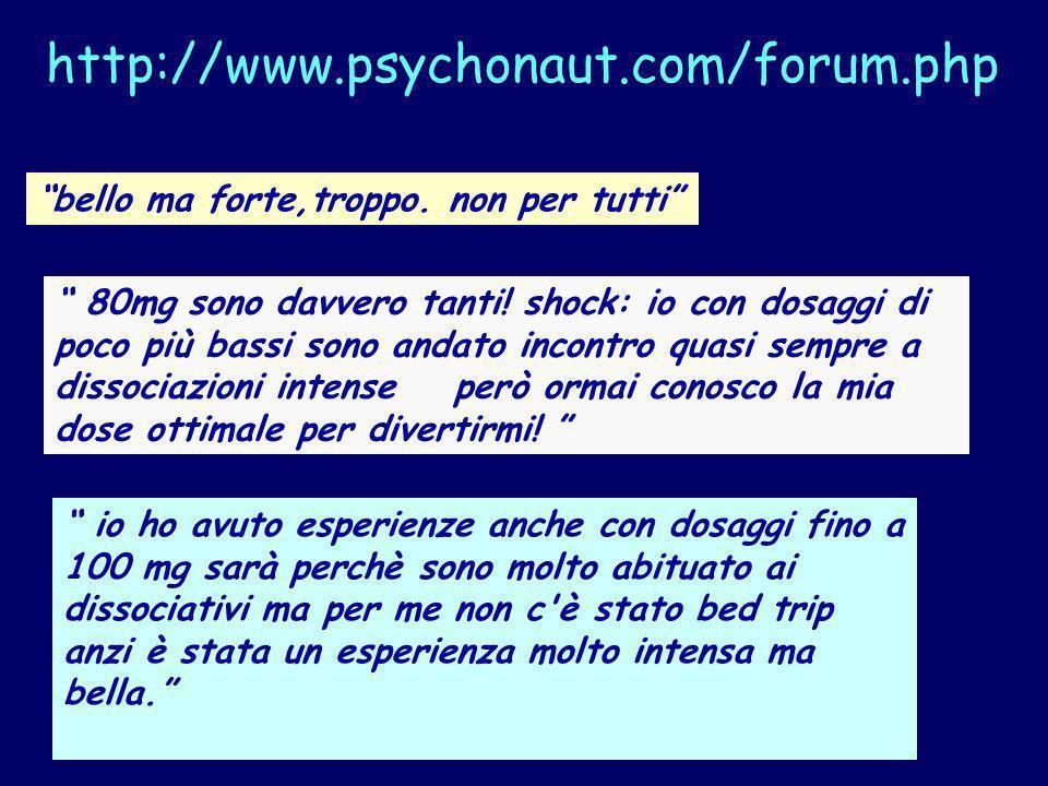 http://www.psychonaut.com/forum.php bello ma forte,troppo. non per tutti