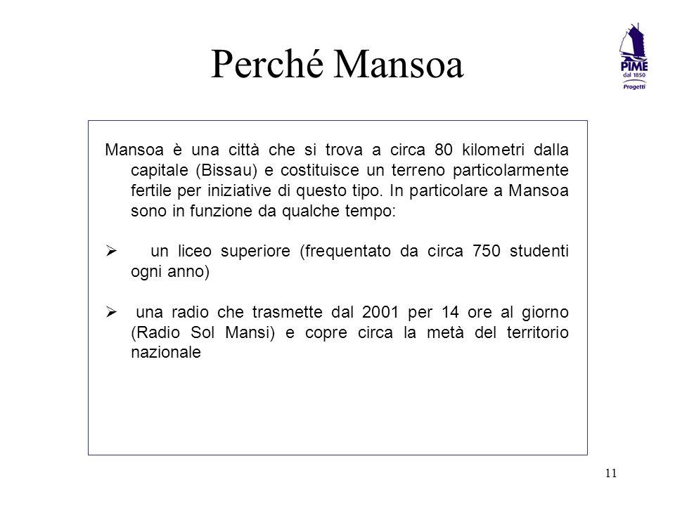Perché Mansoa