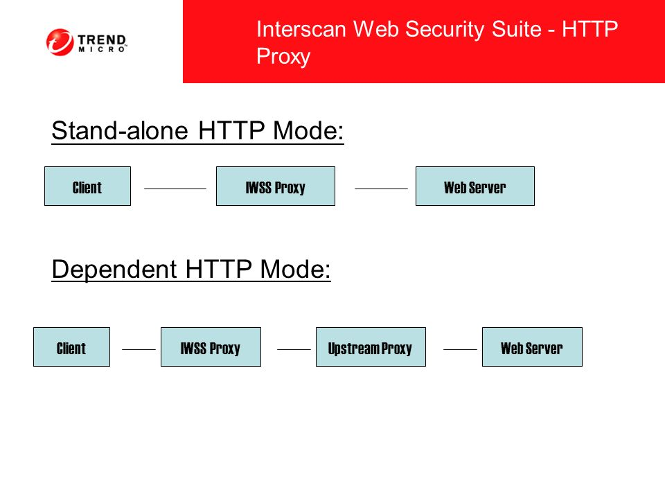 Interscan Web Security Suite - HTTP Proxy