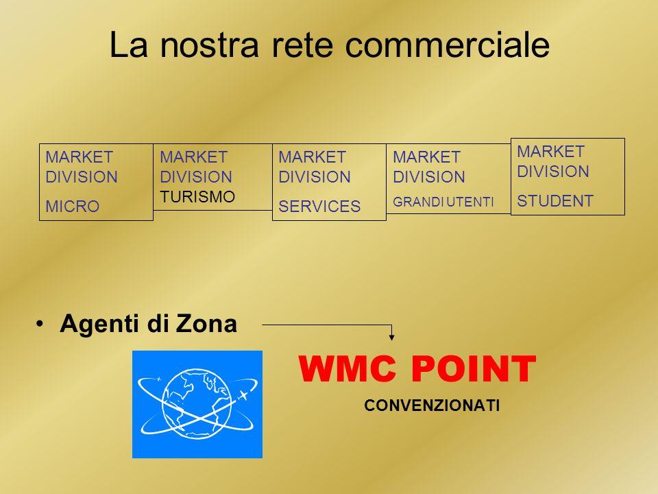 La nostra rete commerciale