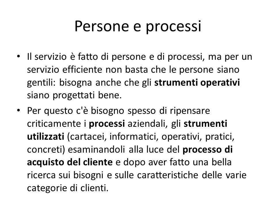 Persone e processi