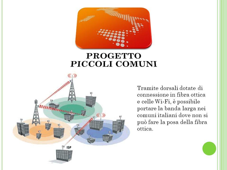 PROGETTO PICCOLI COMUNI