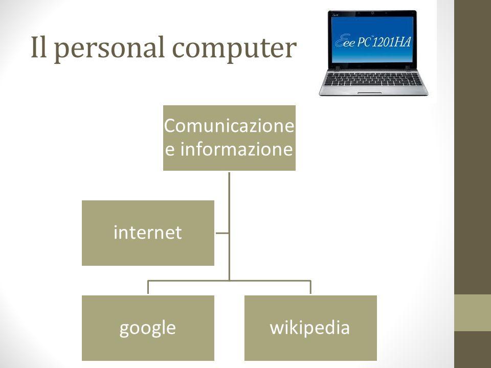 Comunicazione e informazione