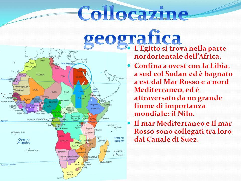 Collocazine geografica