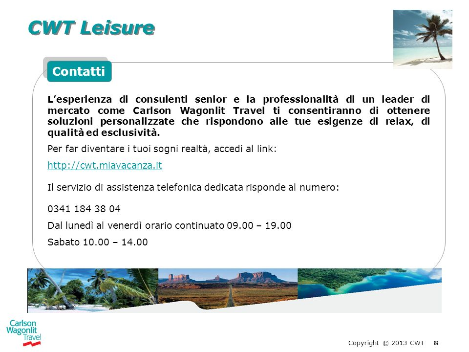 CWT Leisure