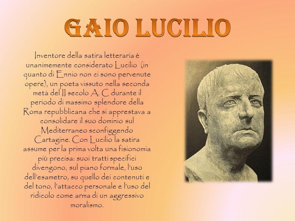 Gaio Lucilio