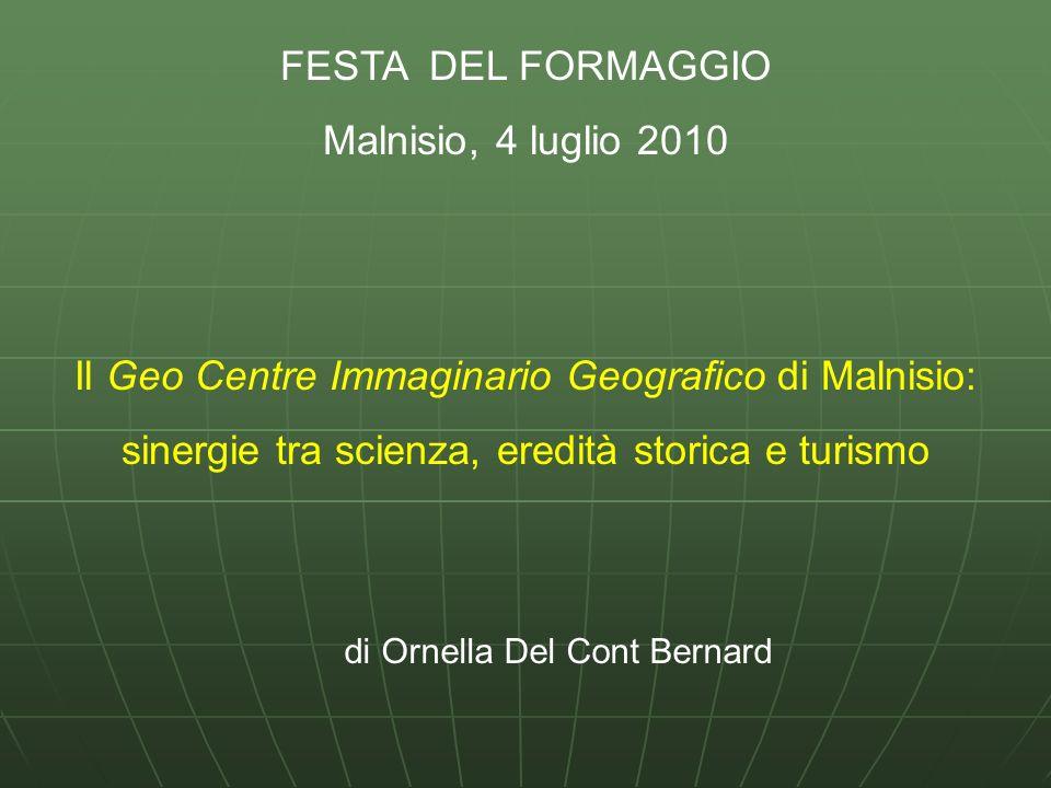 Il Geo Centre Immaginario Geografico di Malnisio:
