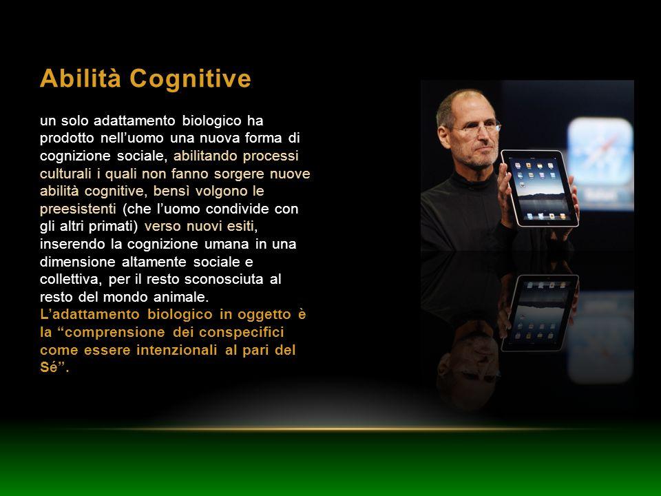 Abilità Cognitive