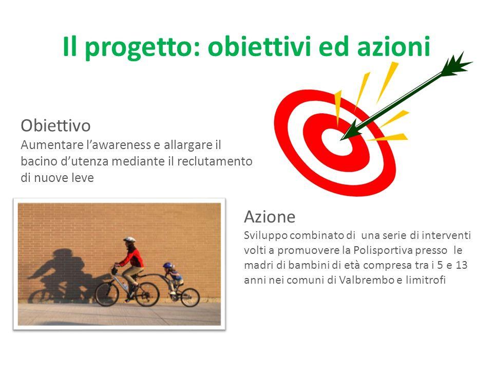 Il progetto: obiettivi ed azioni