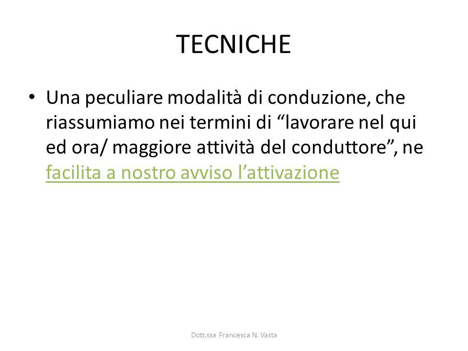 Dott.ssa Francesca N. Vasta
