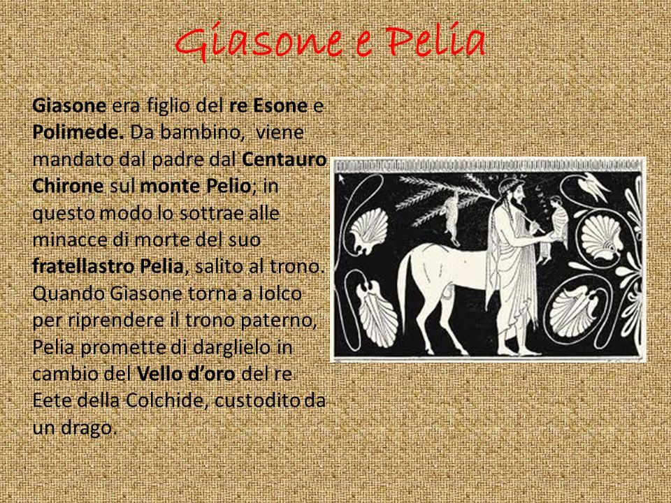 Giasone e Pelia