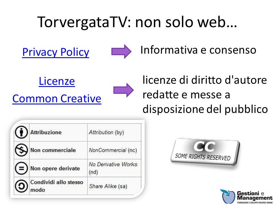 TorvergataTV: non solo web…