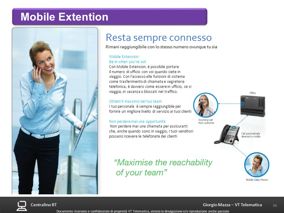 Mobile Extention