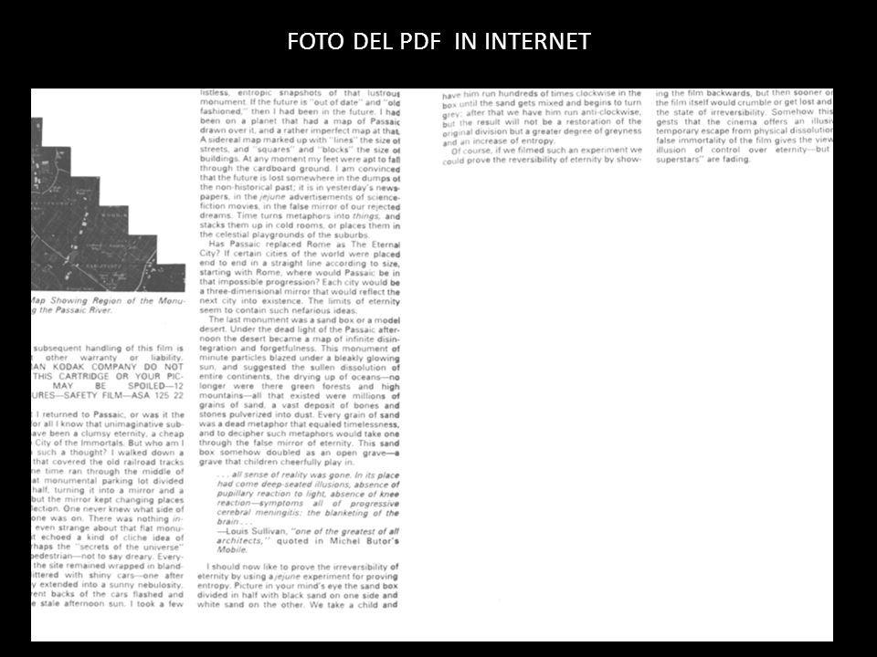 FOTO DEL PDF IN INTERNET