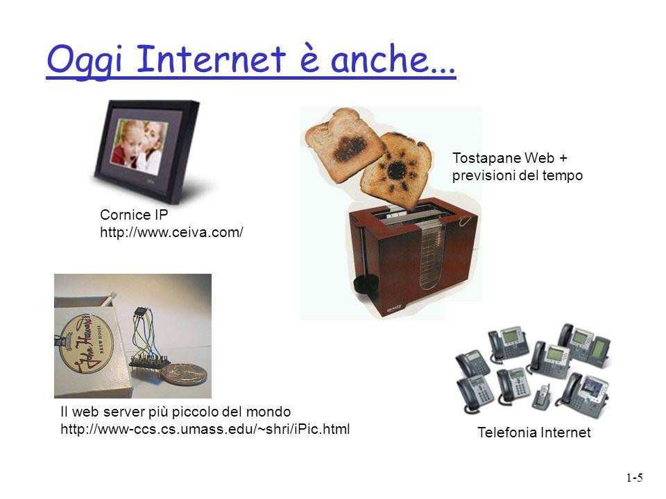 Oggi Internet è anche... Tostapane Web + previsioni del tempo