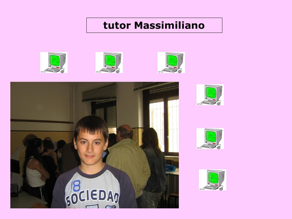 tutor Massimiliano