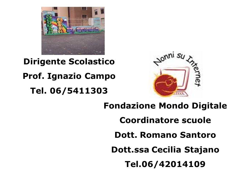 Fondazione Mondo Digitale Dott.ssa Cecilia Stajano