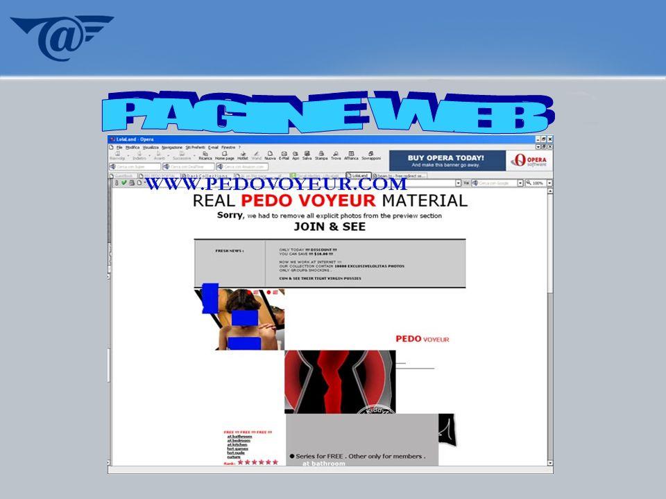 PAGINE WEB