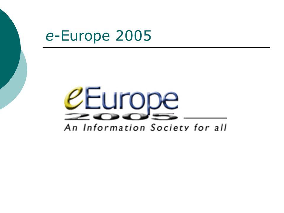 e-Europe 2005