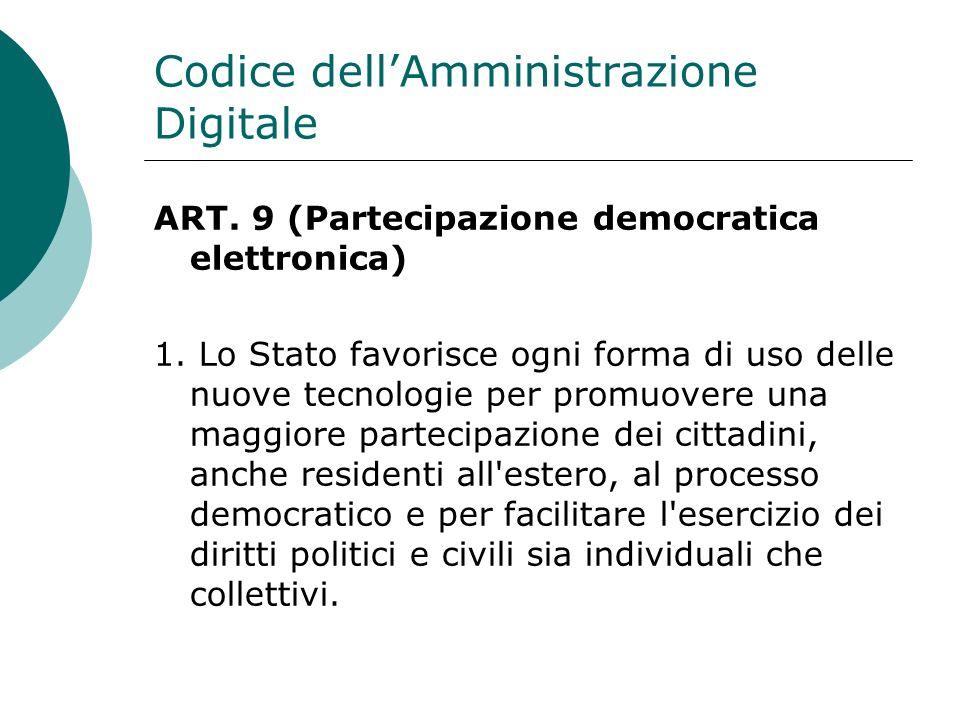 Codice dell'Amministrazione Digitale