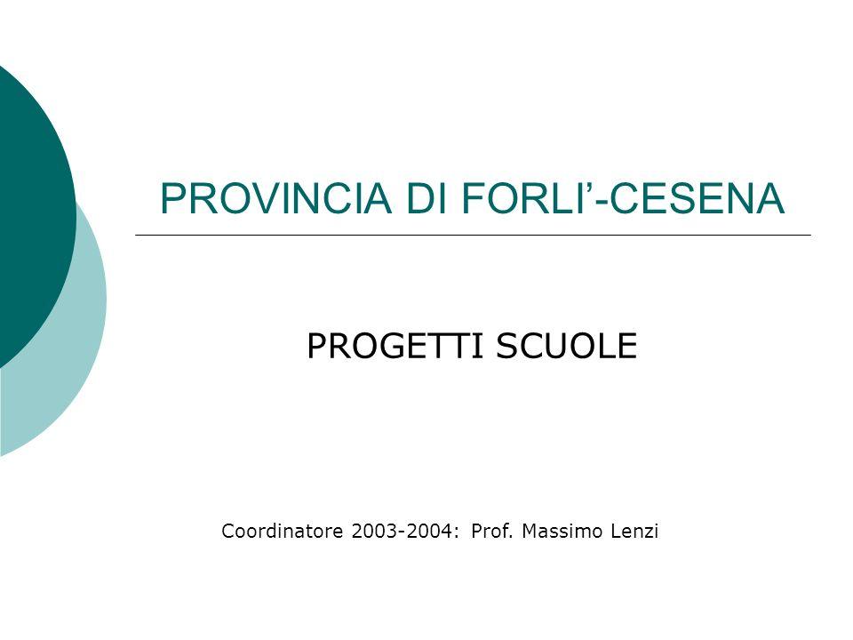 PROVINCIA DI FORLI'-CESENA