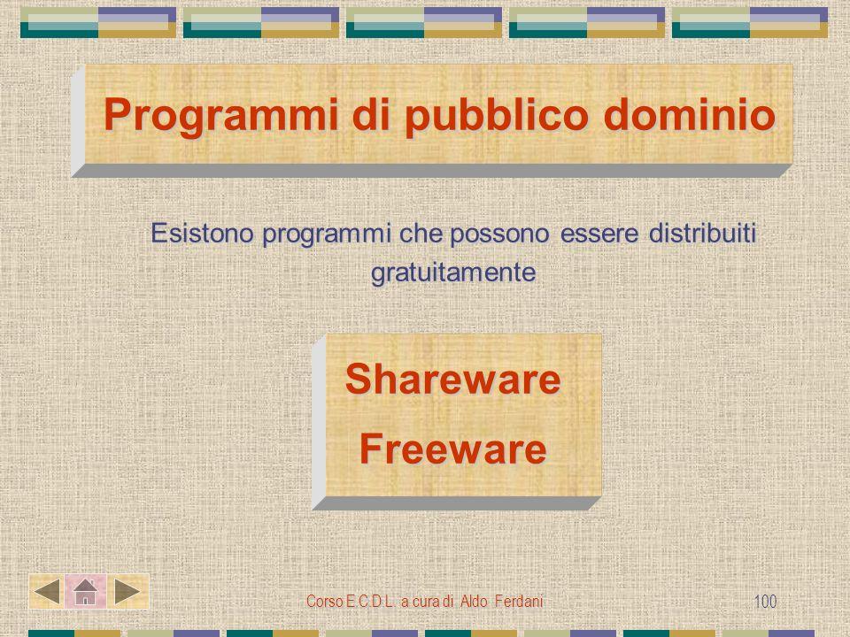 Programmi di pubblico dominio