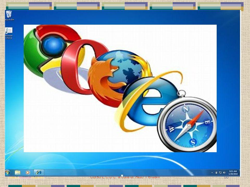 IL BROWSER Software che consente la navigazione in INTERNET