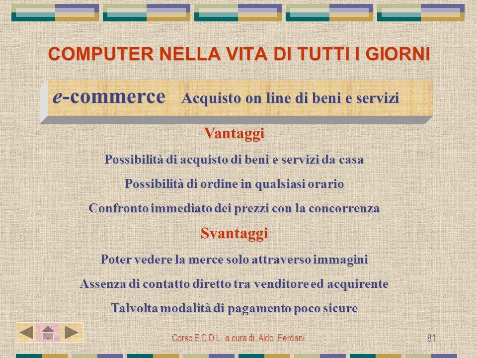 COMPUTER NELLA VITA DI TUTTI I GIORNI