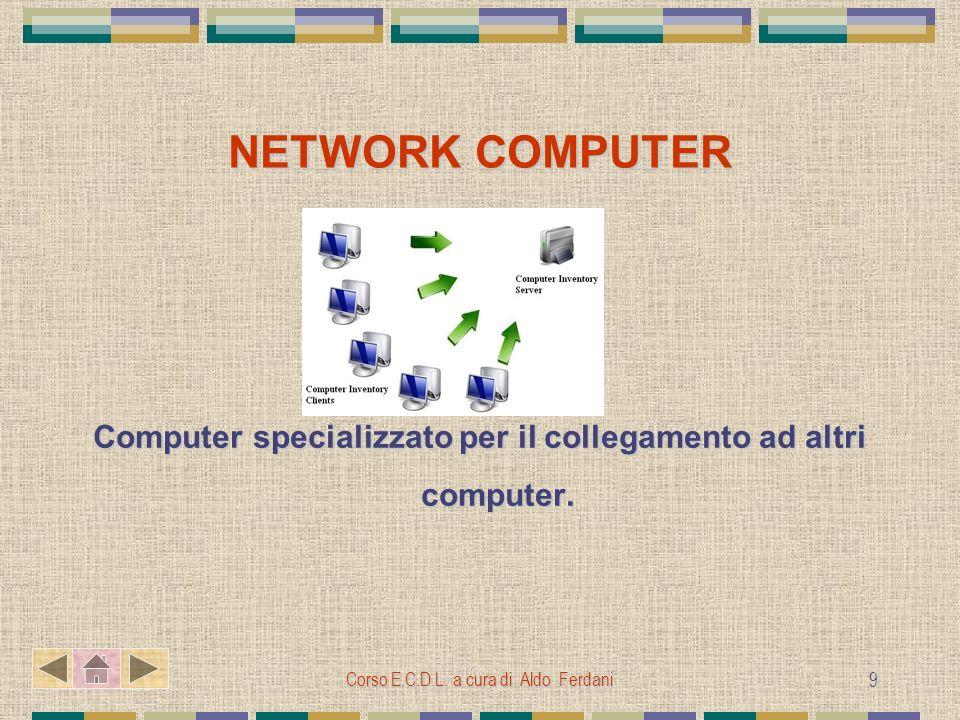 Computer specializzato per il collegamento ad altri computer.