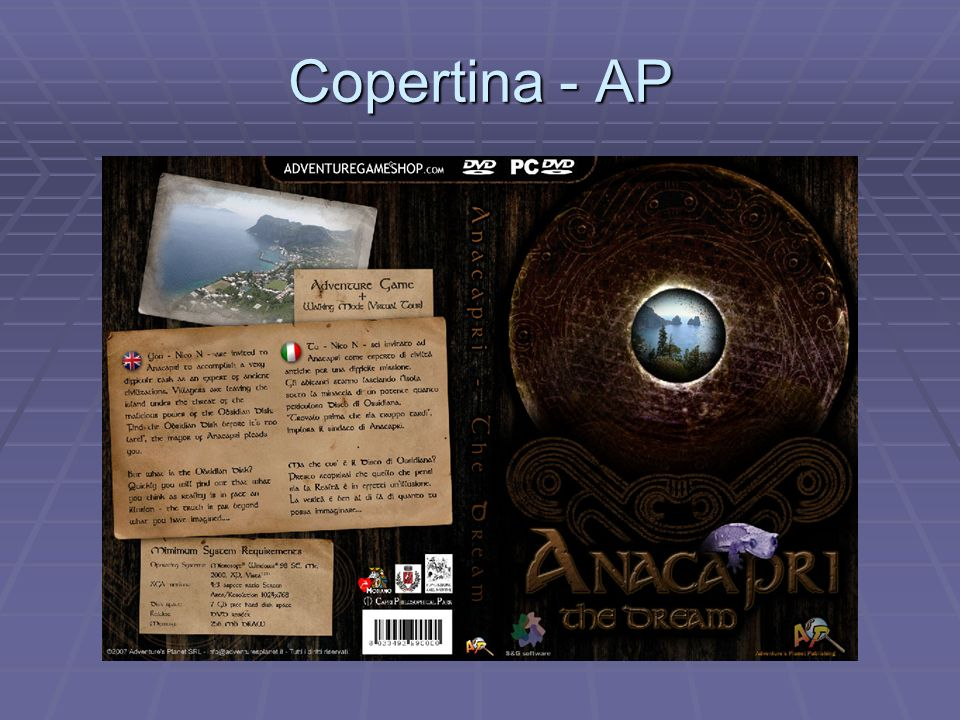 Copertina - AP
