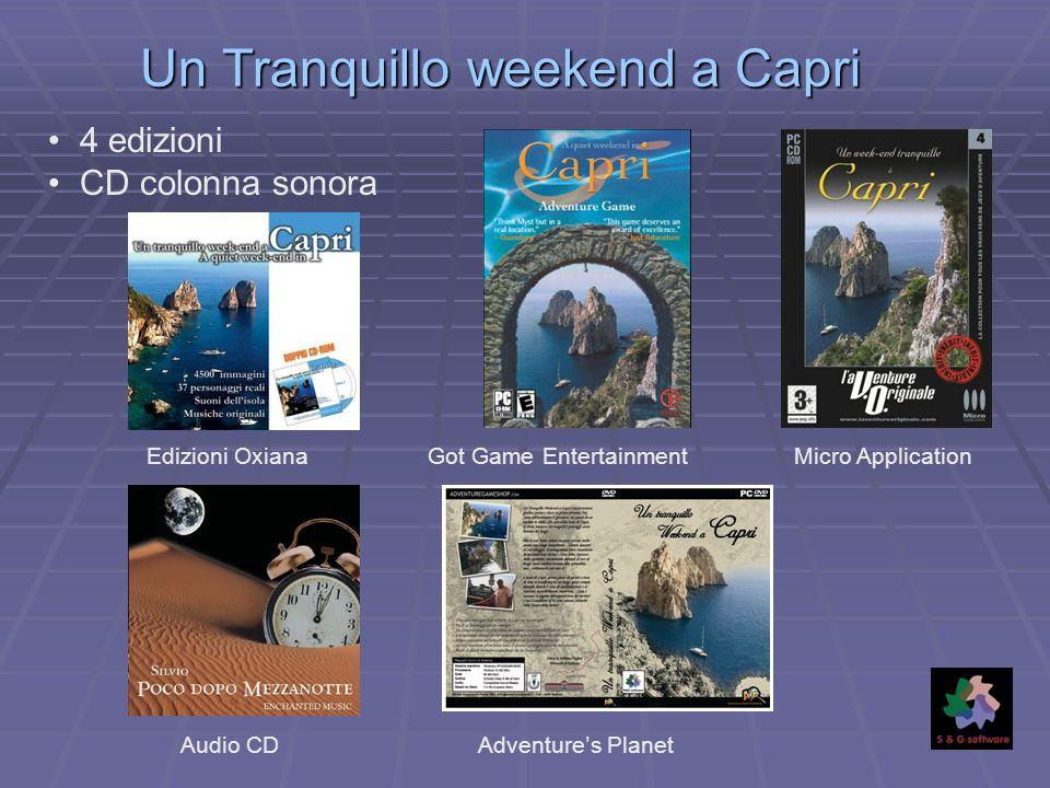 Un Tranquillo weekend a Capri