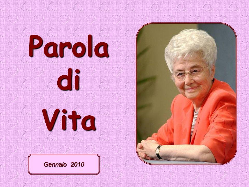 Parola di Vita Gennaio 2010