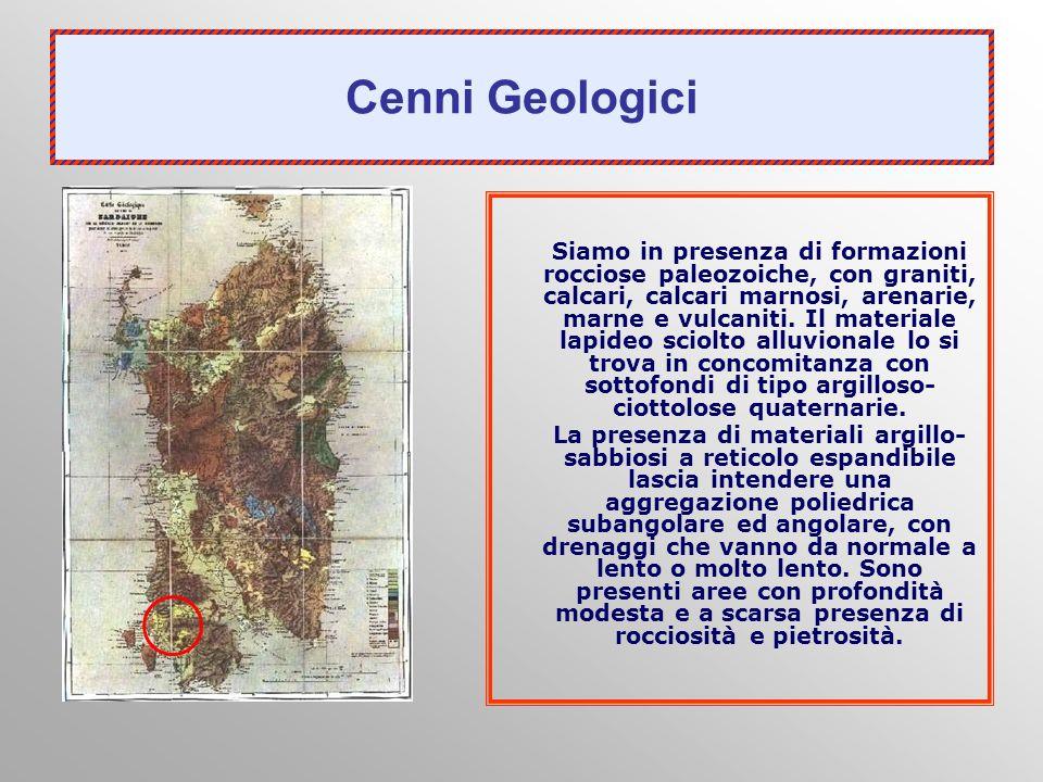 Cenni Geologici