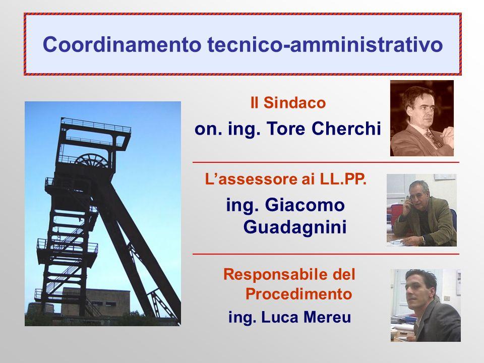 Coordinamento tecnico-amministrativo