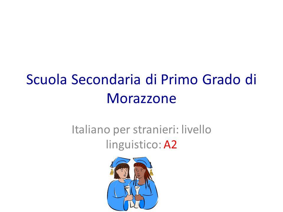 Scuola Secondaria di Primo Grado di Morazzone