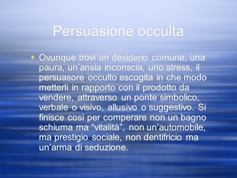 Persuasione occulta