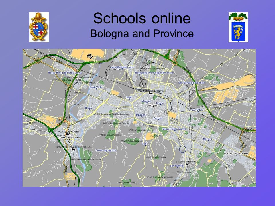 Schools online Bologna and Province