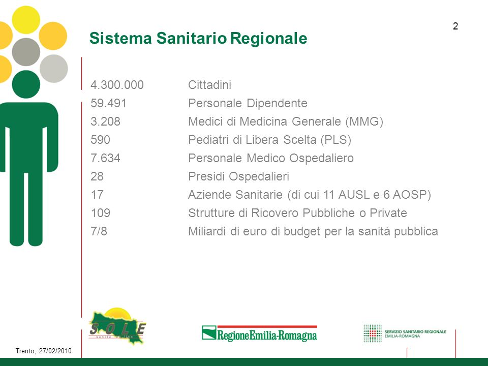 Sistema Sanitario Regionale