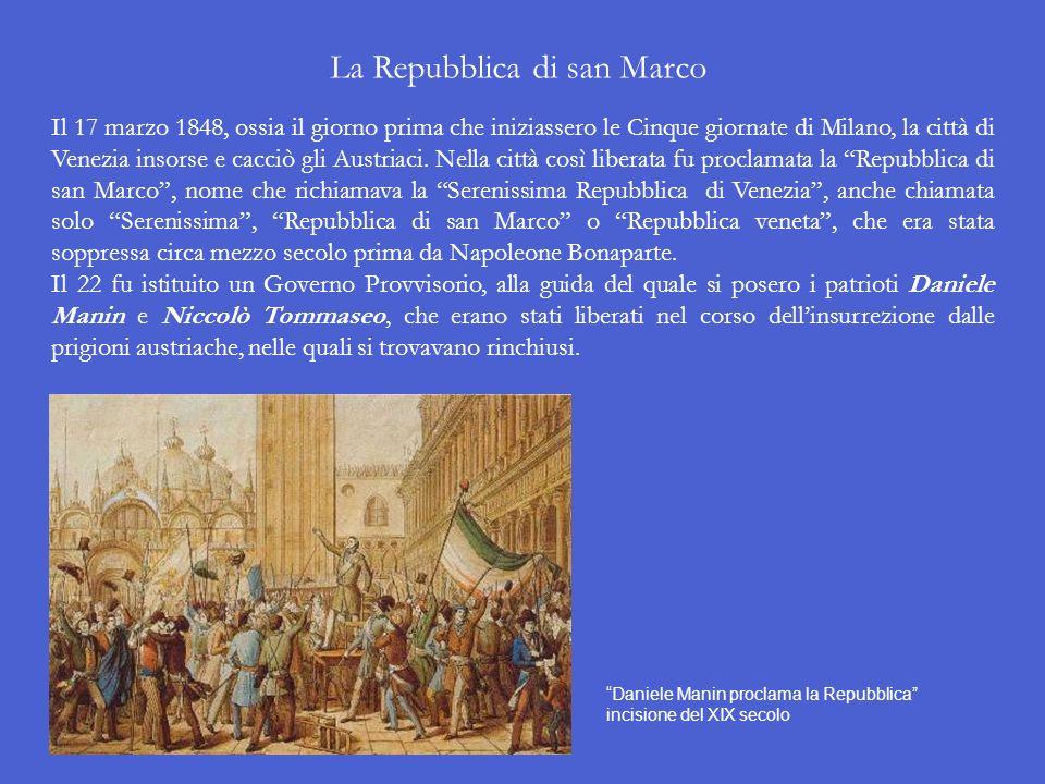La Repubblica di san Marco