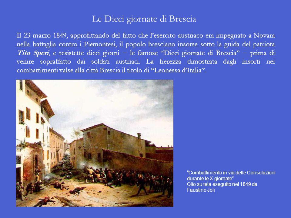 Le Dieci giornate di Brescia