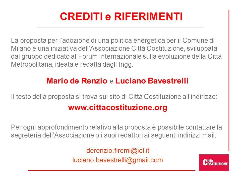 Mario de Renzio e Luciano Bavestrelli