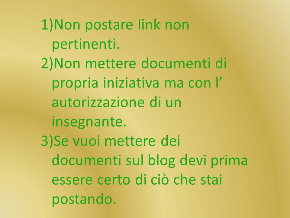 Non postare link non pertinenti.