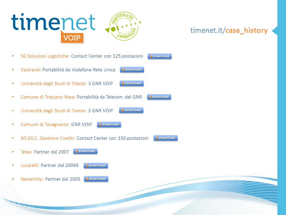 timenet.it/case_history