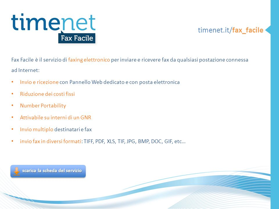 timenet.it/fax_facile