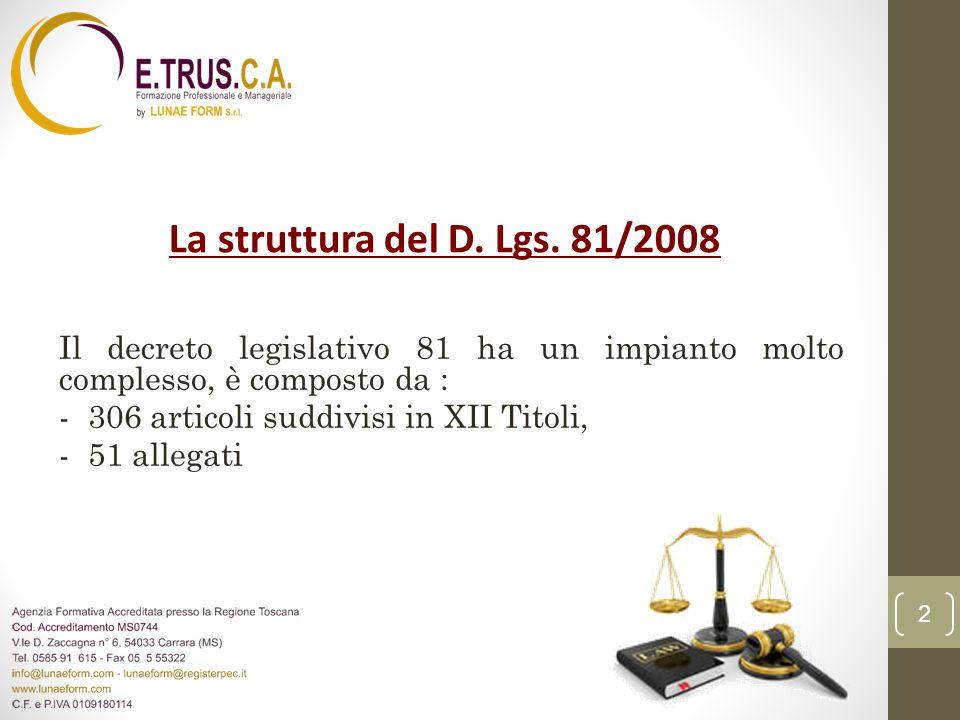 E. TRUS. C. A. by LunaeForm S. r. l