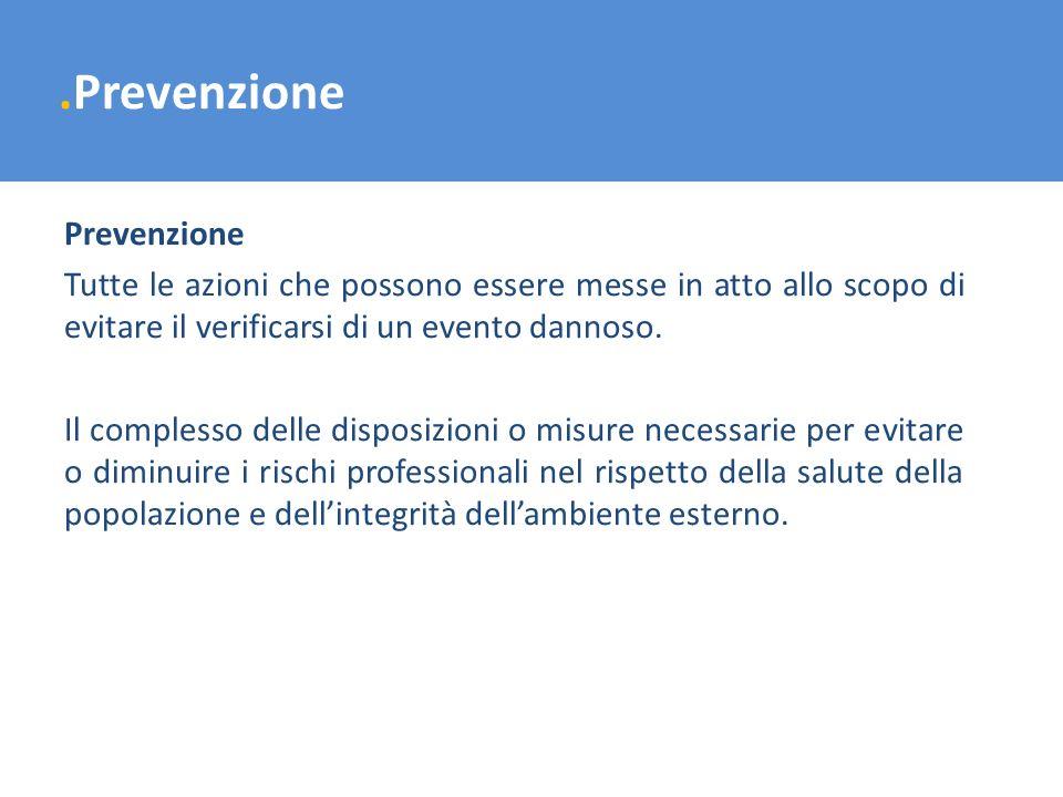.Prevenzione
