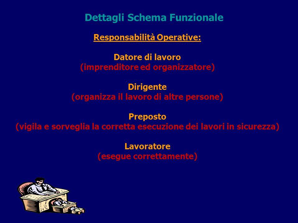 Dettagli Schema Funzionale