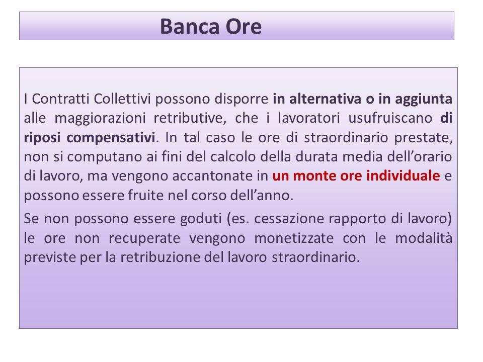 Banca Ore